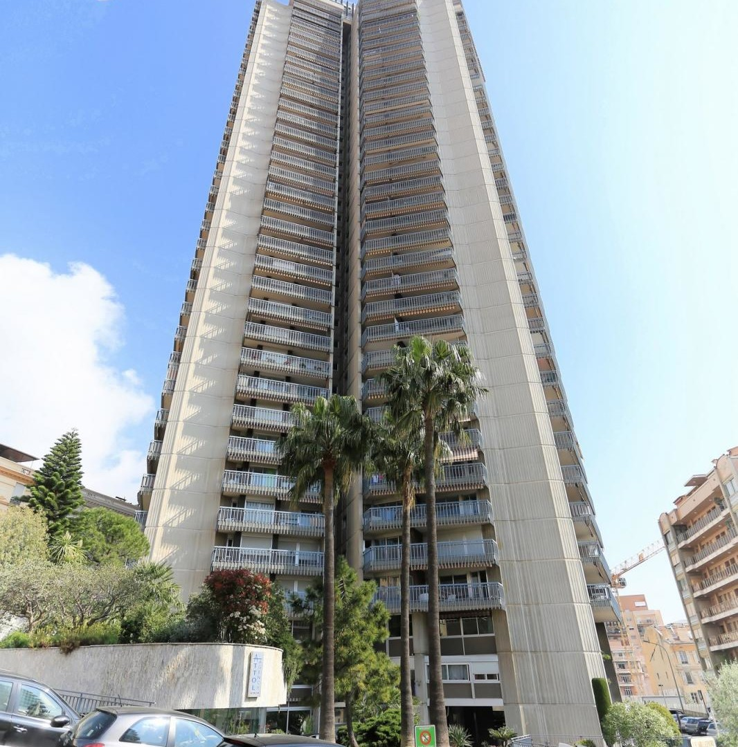 STUDIO MILLEFIORI AVEC TERRASSE - Apartments for rent in Monaco