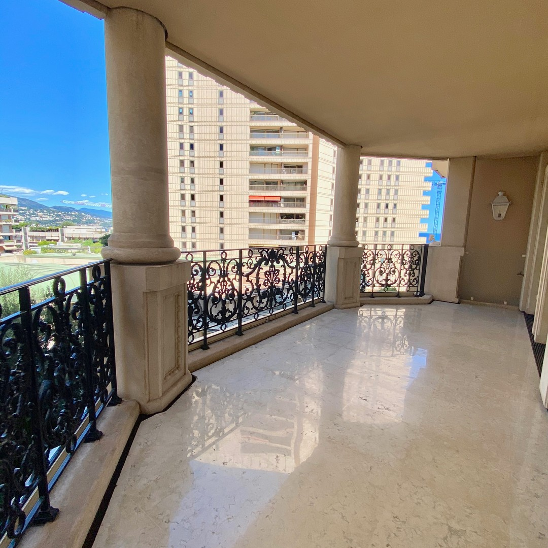 6 rooms apartment - Residence Metropole - Apartments for rent in Monaco