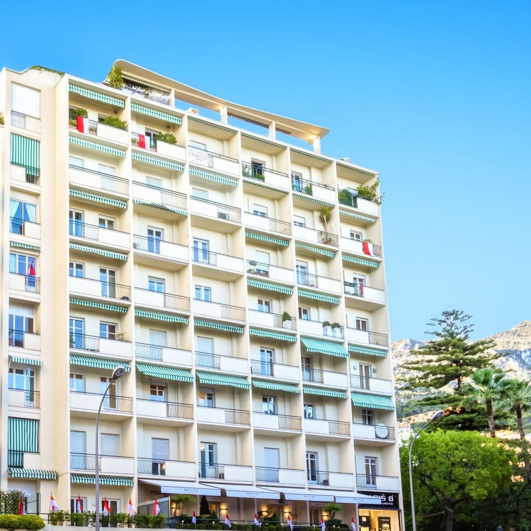 Saint James Palace - Apartments for rent in Monaco