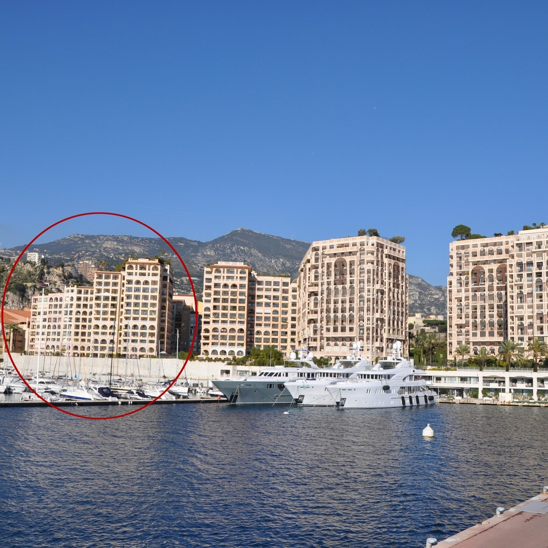 The Memmo Center, 4-5 rooom flat - Fontvieille - Apartments for rent in Monaco