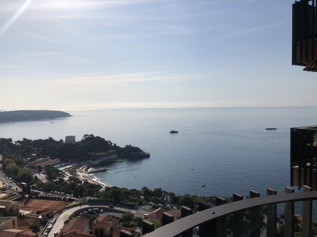 2 Refurbished Bedrooms with Sea View - Apartments for rent in Monaco