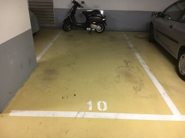 PARKING FOR RENT - CONDAMINE - Apartments for rent in Monaco