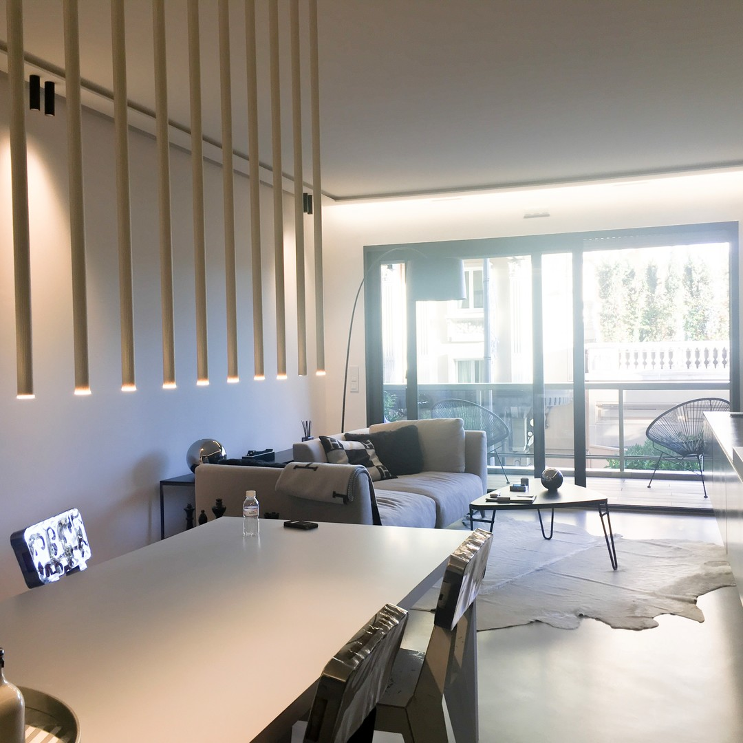 2/3 room Apt - Modern - in the Golden Square - Apartments for rent in Monaco