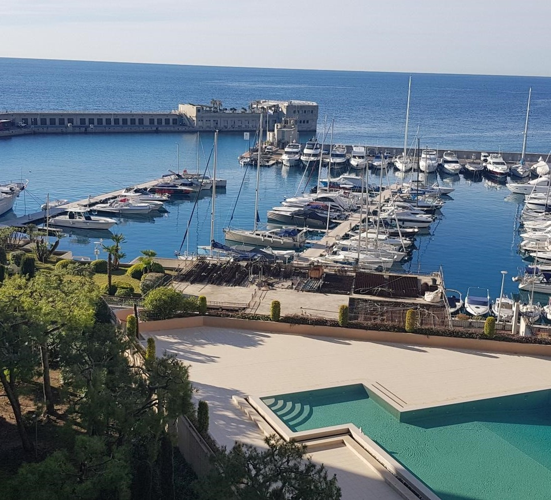 Outstanding - Fontvieille - superb 4 rooms  - 405 sqm - Apartments for rent in Monaco