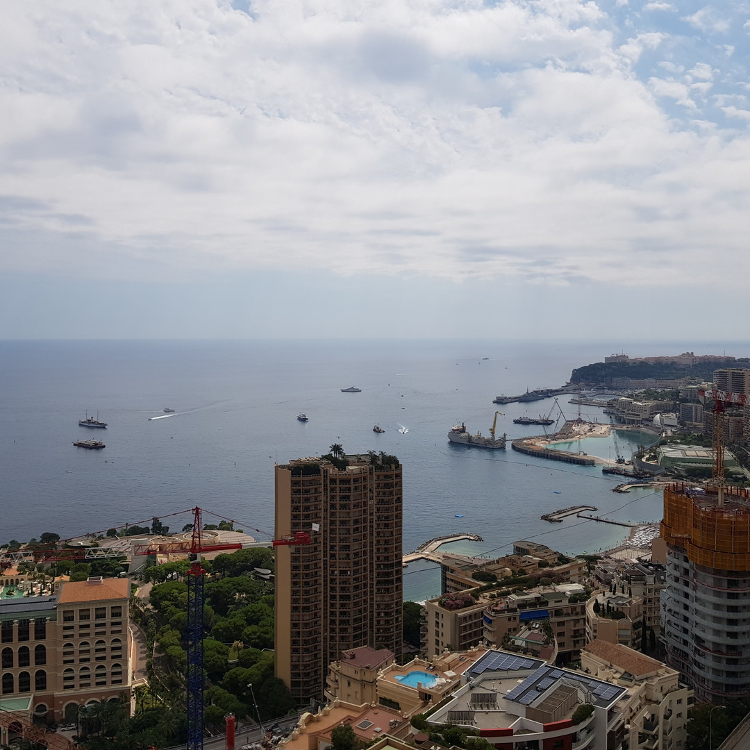 Monaco/ Magnifique duplex avec splendide vue mer - Apartments for rent in Monaco