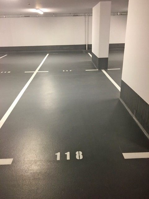 Double parking space in lenght  - Apartments for rent in Monaco