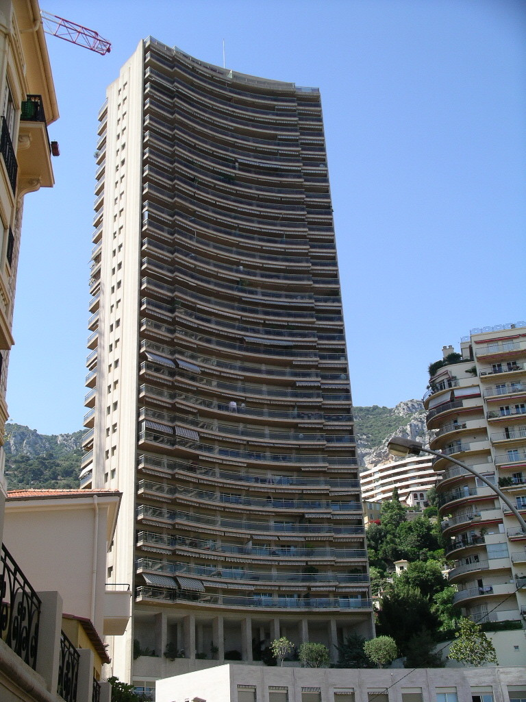 Studio with view on the garden - Apartments for rent in Monaco