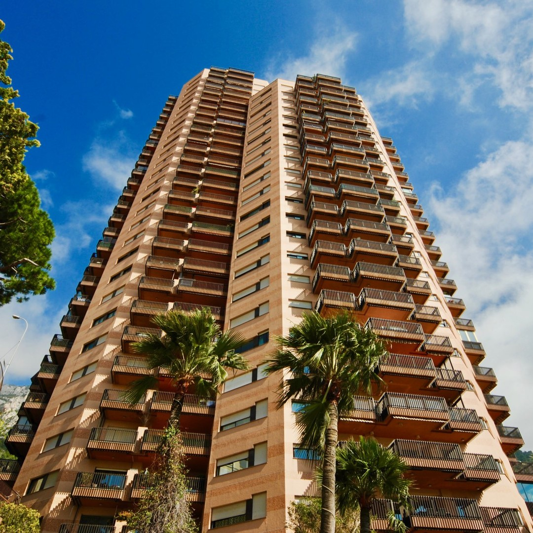 3 PIECES A LA LOCATION - PARC SAINT ROMAIN - Apartments for rent in Monaco