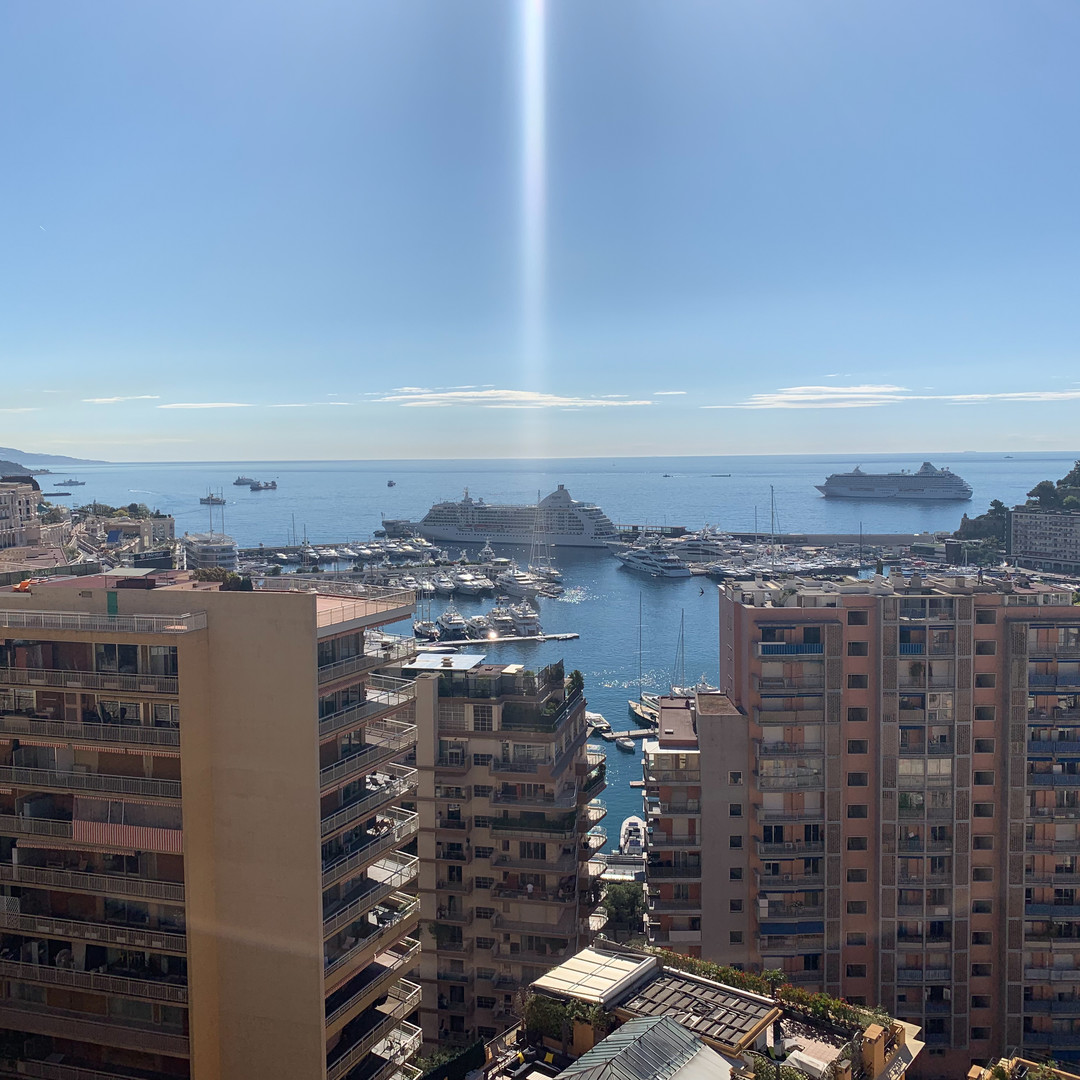Apartement overlooking - the main port of Monaco - Apartments for rent in Monaco