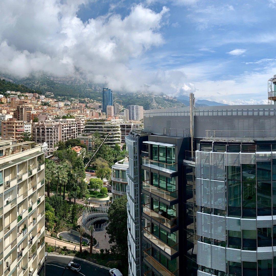 Beautiful One bedroom apartment in Sun Tower - Apartments for rent in Monaco