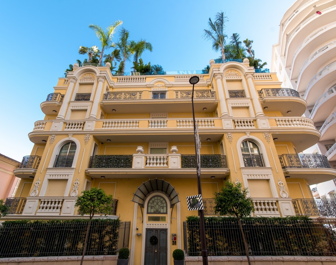 Magnificent and spacious apartment - Apartments for rent in Monaco