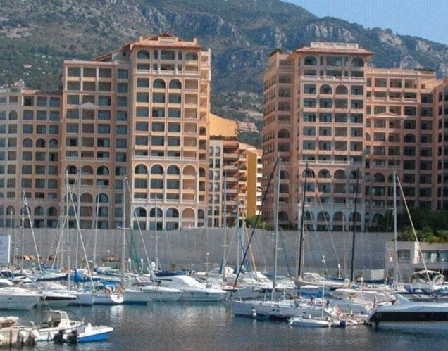 Superb 1 bedroom apartment in Fontvieille
