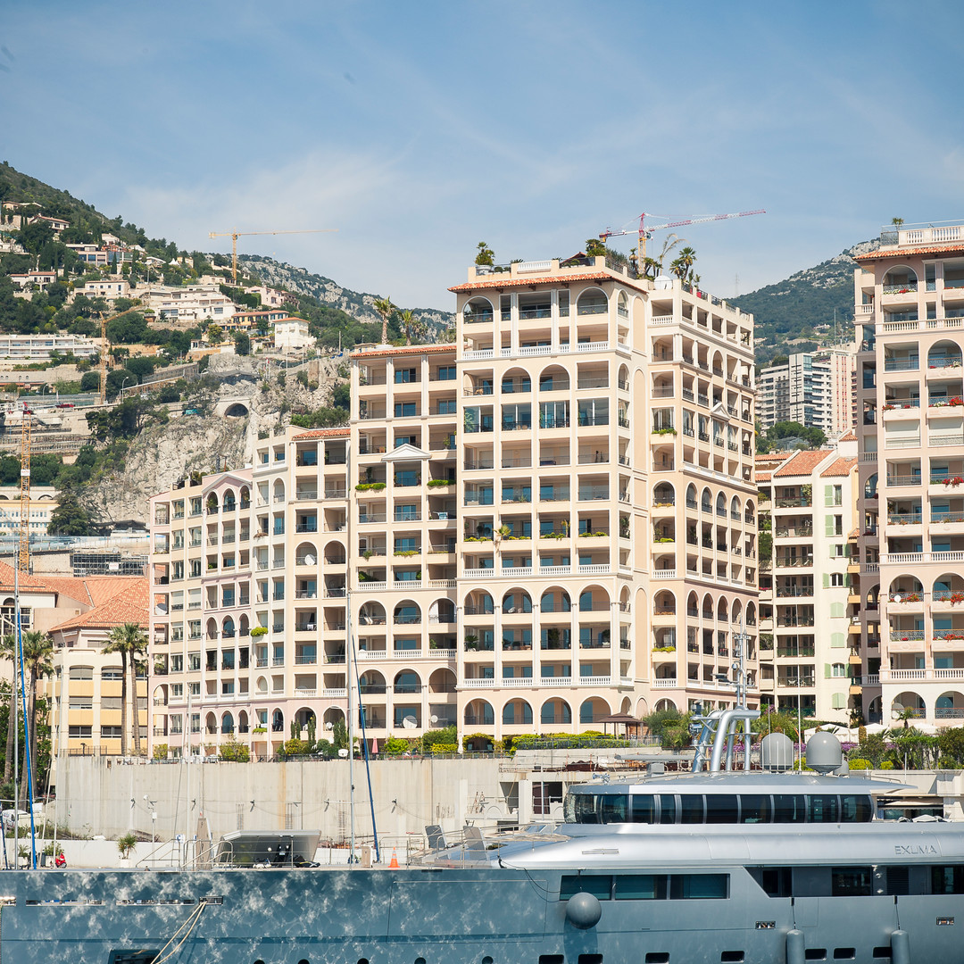 Fontvieille - 1 bedroom flat in a luxury residence