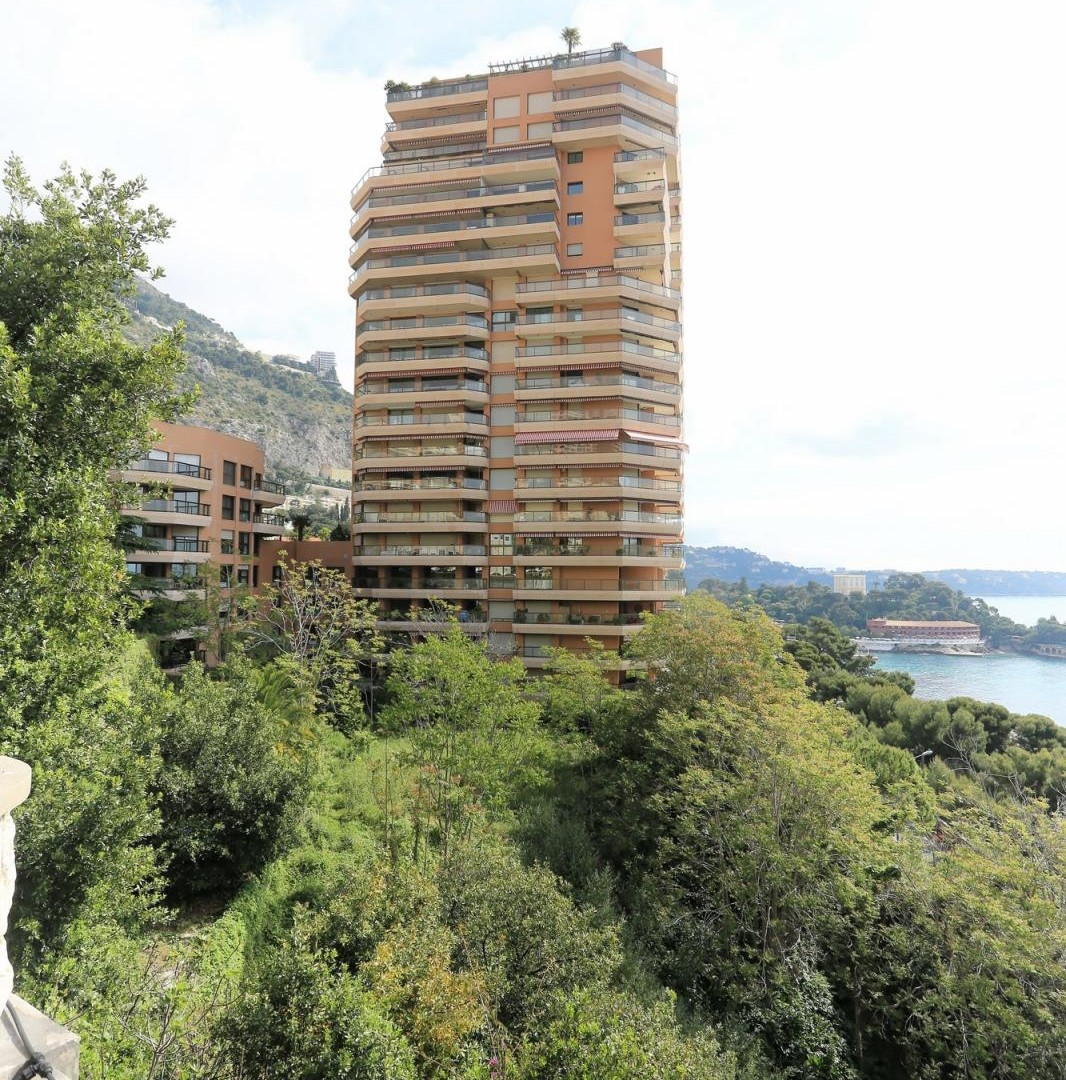 Monte Carlo Sun: large studio with parking