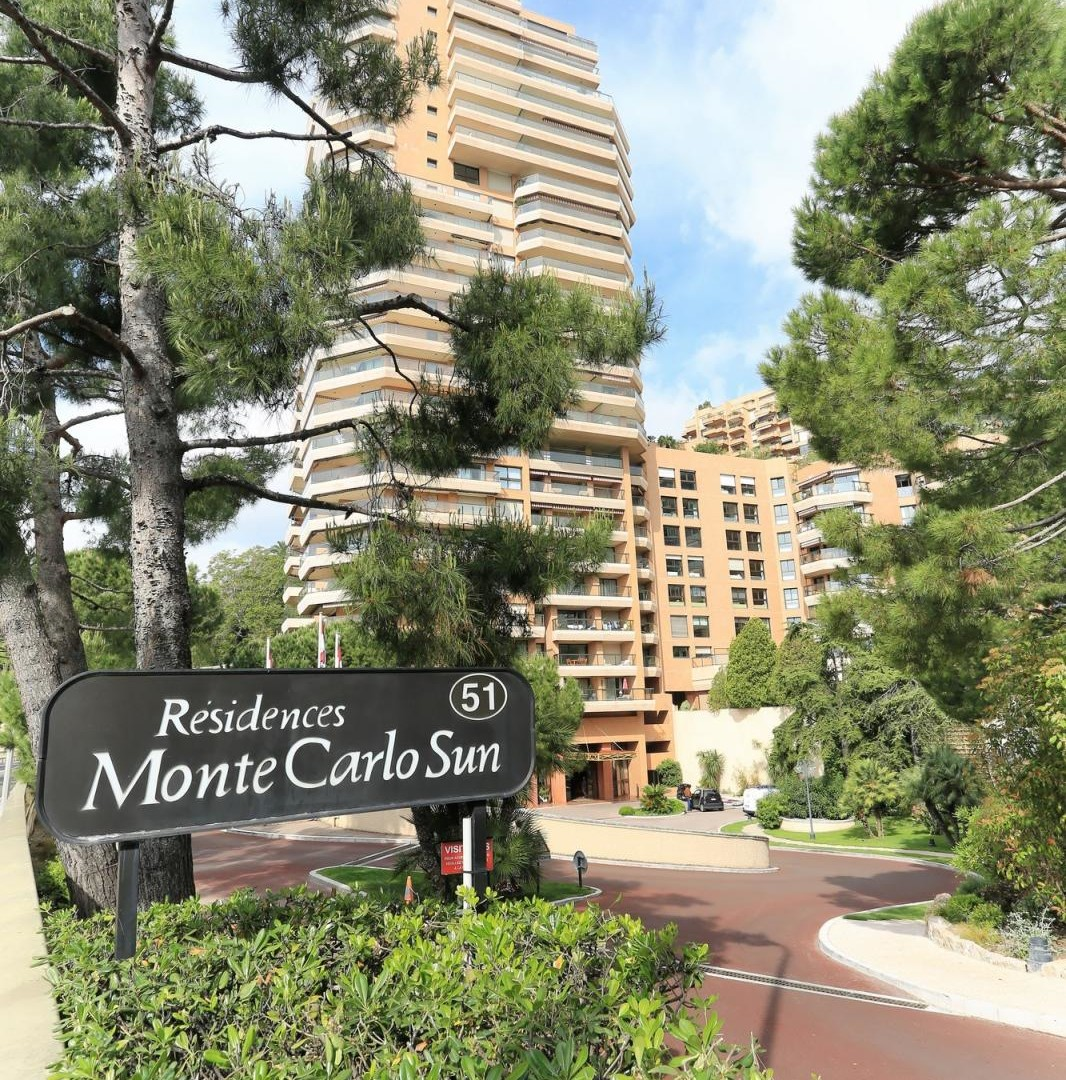 The Monte Carlo Sun - Parking