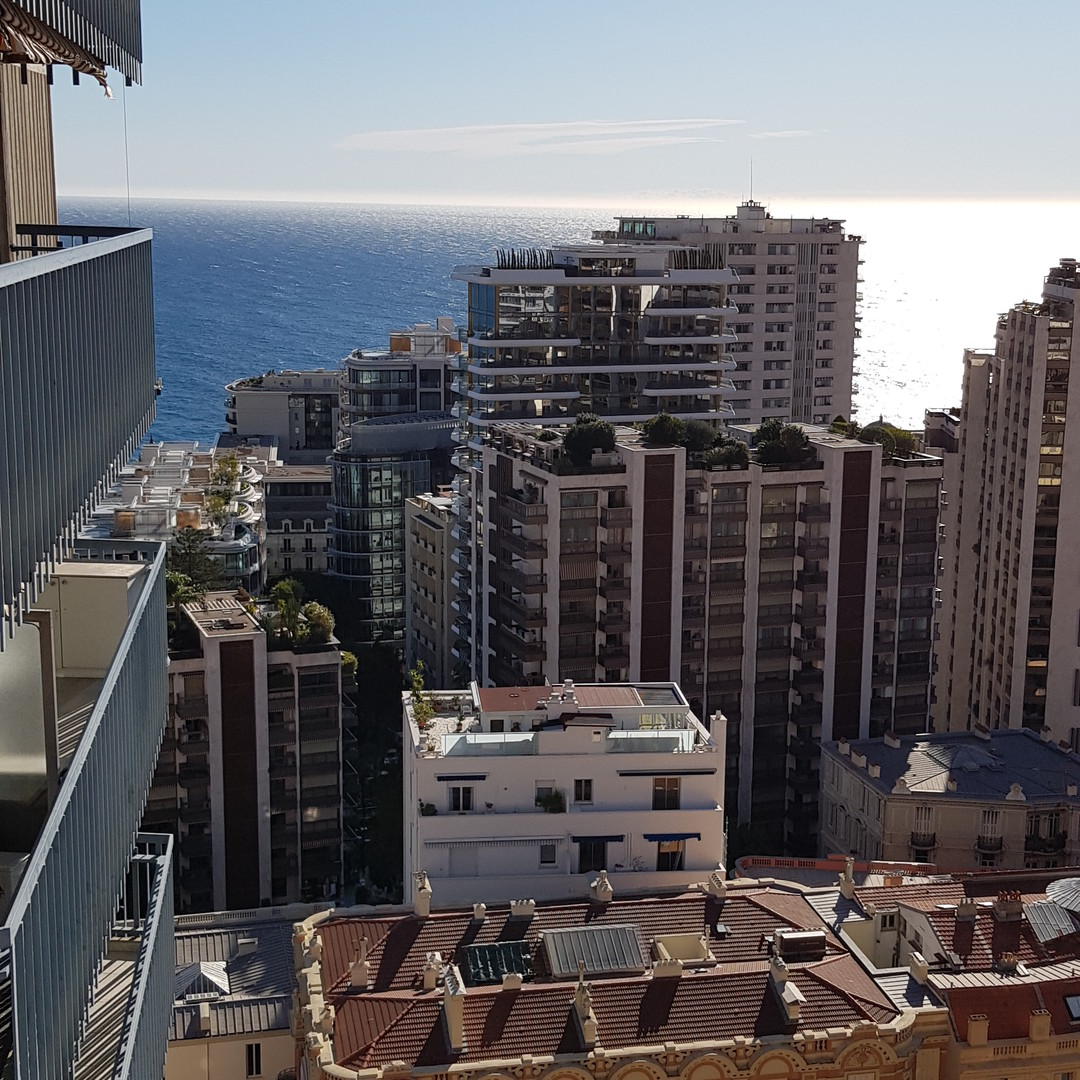 Millefiori - nice 3 rooms sea view, available immediately