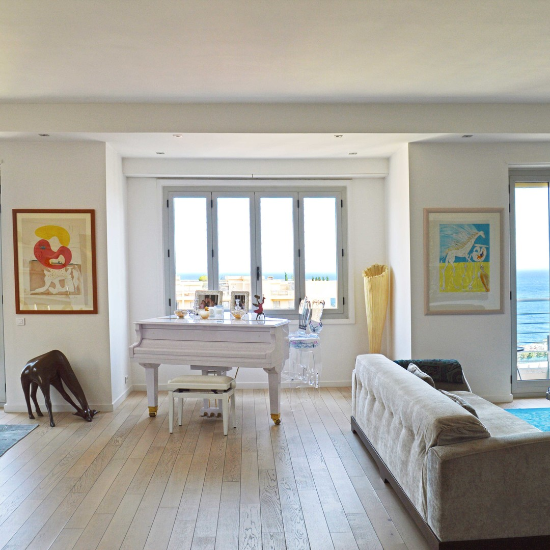 Beautiful bourgeois flat in exceptional location, 7-8 rooms