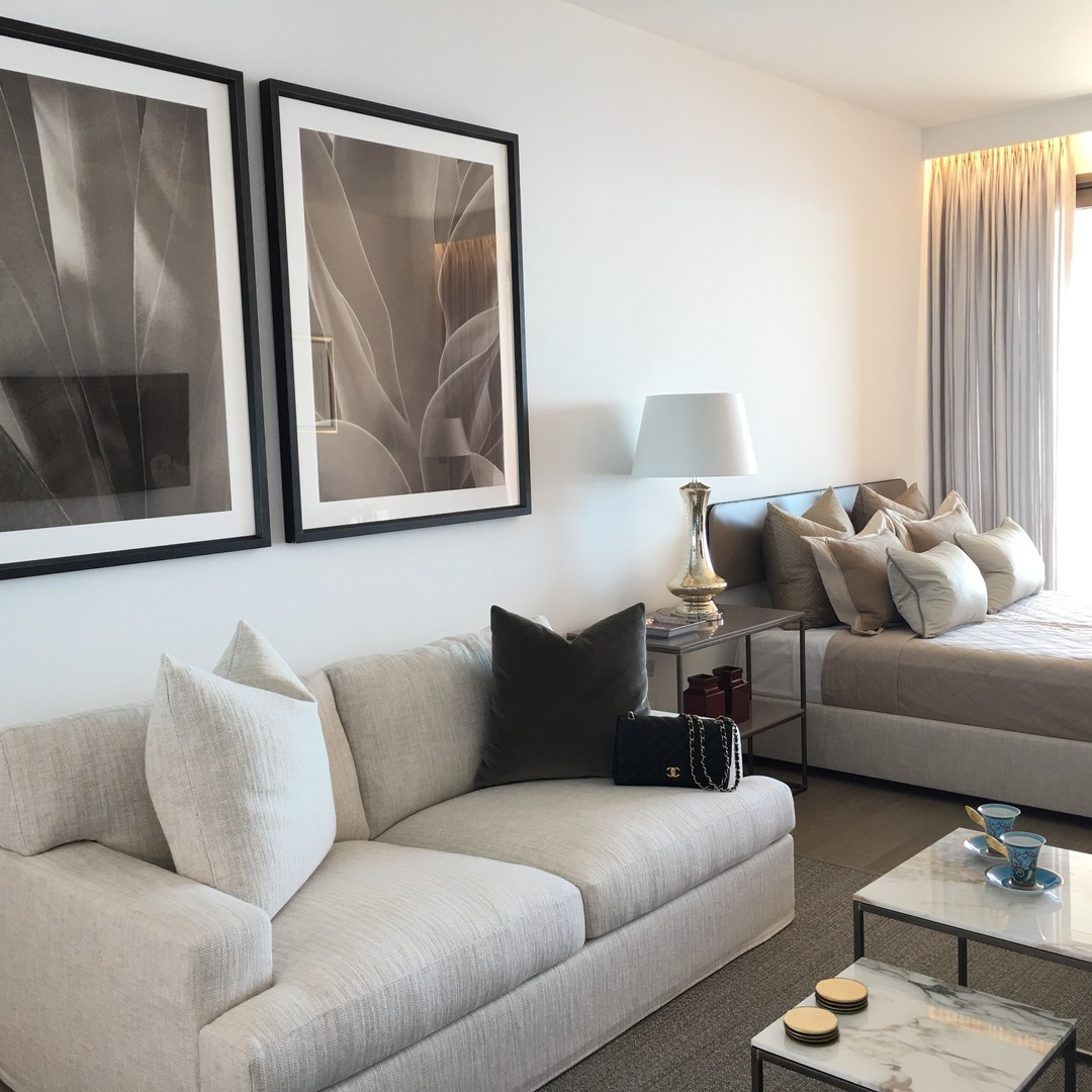 Superb furnished studio to rent, Carré d'Or