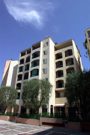 Beautiful 1-bedroom apartment on the Port of Fontvieille