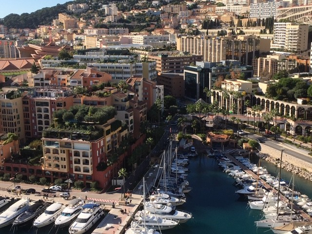"OFFICE - HARBOUR OF ""FONTVIEILLE"""