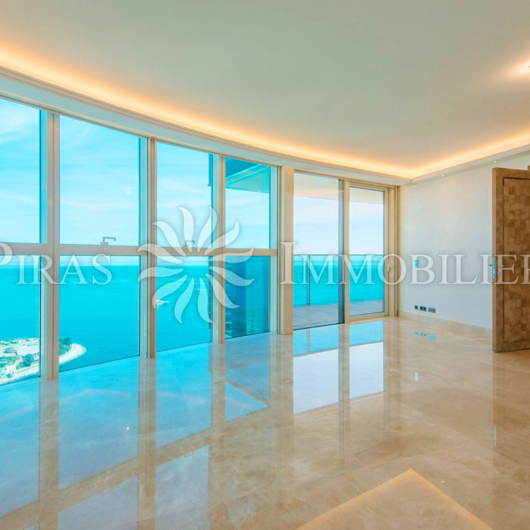 Magnificient Apartment In New Residence Beach Area
