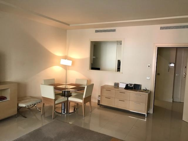 Large 1bedroom furnished in Résidence du Sporting