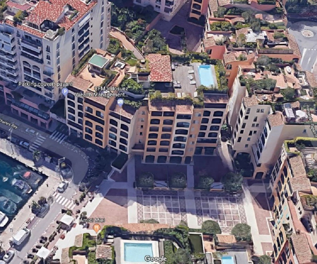 FONTVIEILLE MANTEGNA 2 ROOMS 68 m² CELLAR AND PARKING