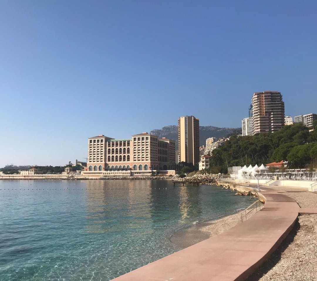 RESIDENCE DU SPORTING - MONTE CARLO BAY - STUDIO SOUTH EXPOSURE