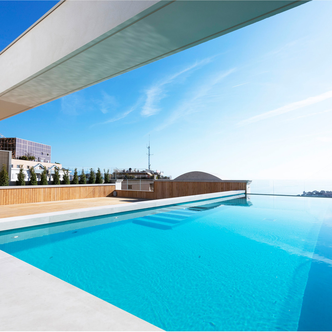 PAVILLON DIANA - EXCEPTIONAL PENTHOUSE WITH SKY POOL - VERY PRIVATE APPROPRIATE FOR PANDEMIC PERIOD