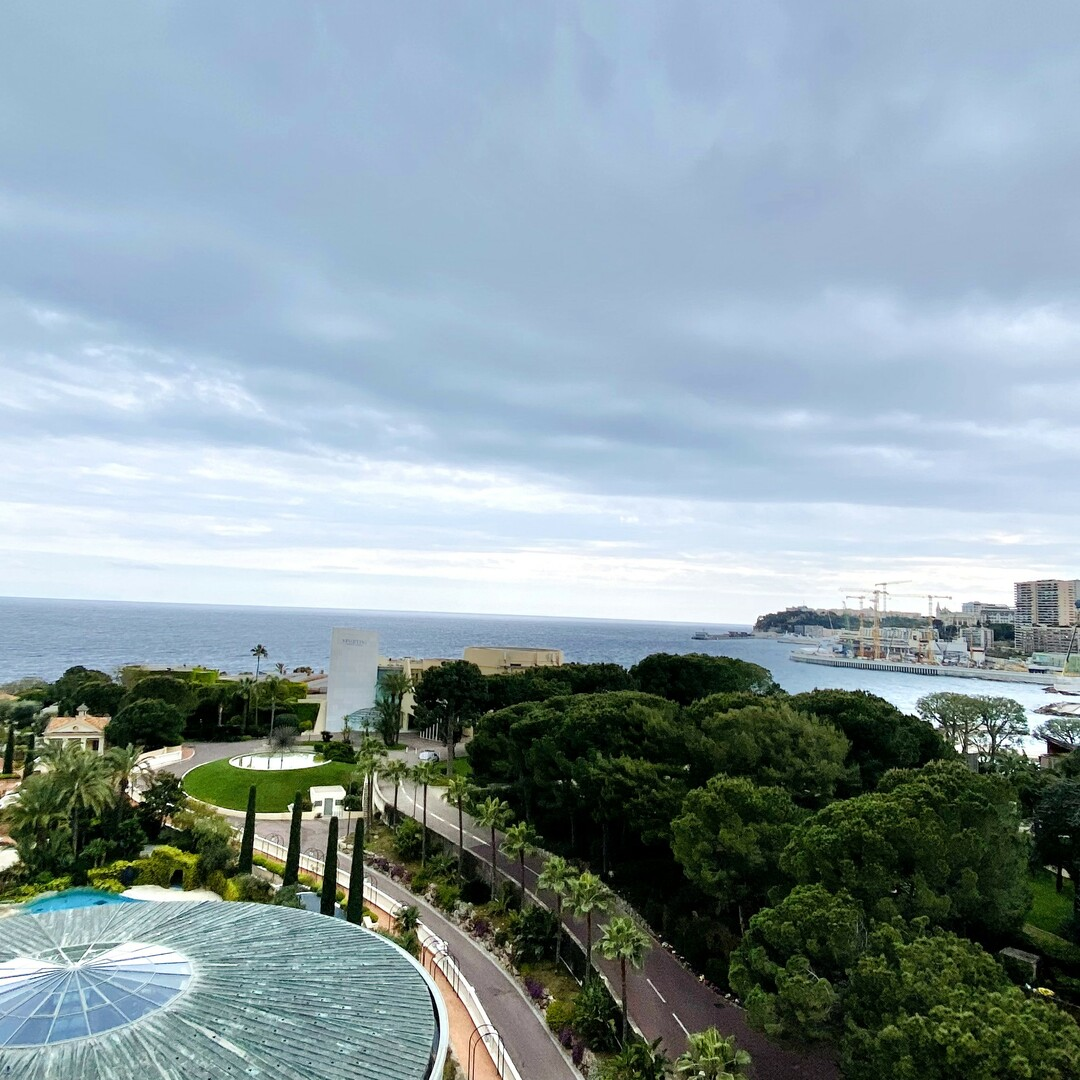 RESIDENCE DU SPORTING - MONTE CARLO BAY - 3 ROOMS SEA VIEW
