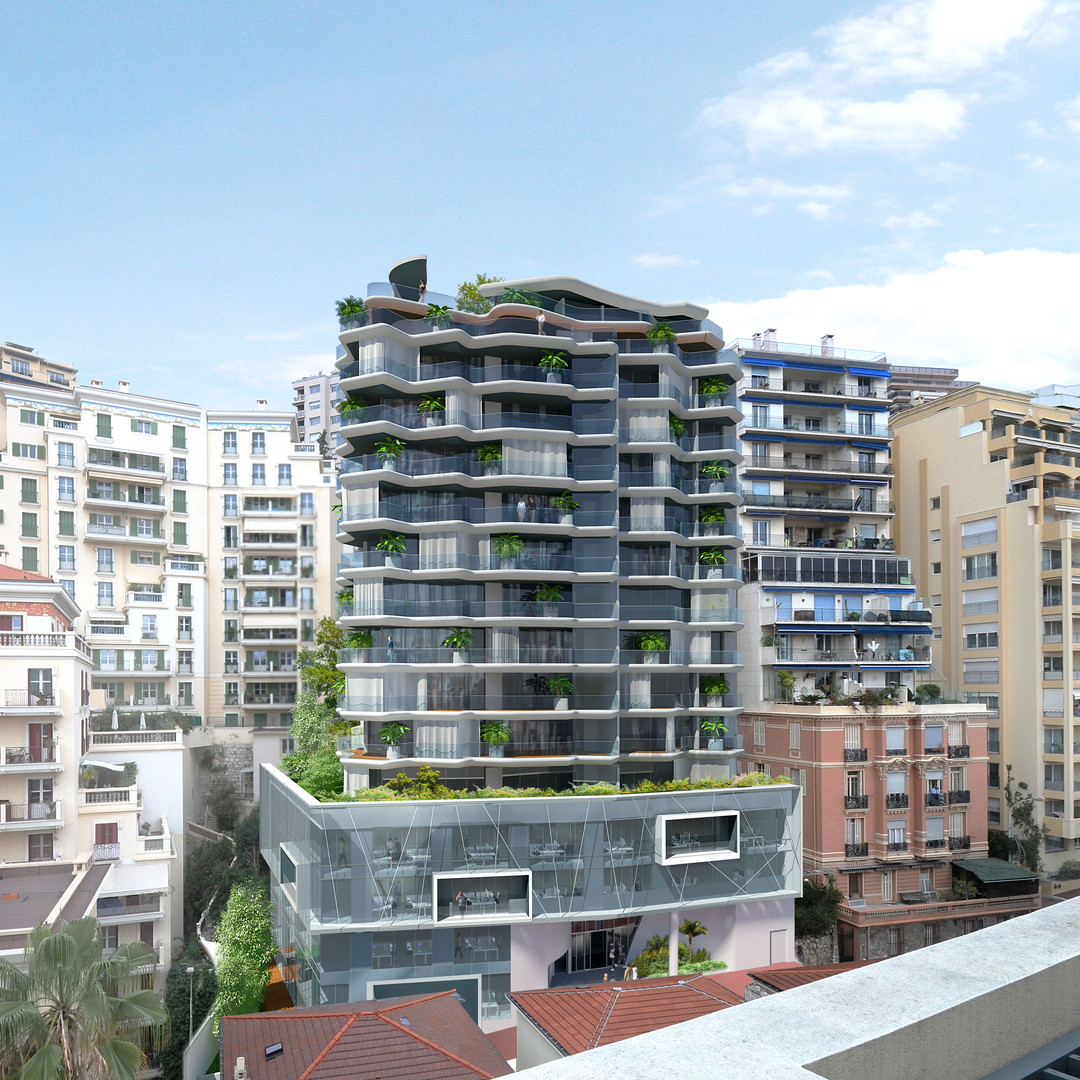 Apartments for rent in monaco by price for 15th floor on 100 floors