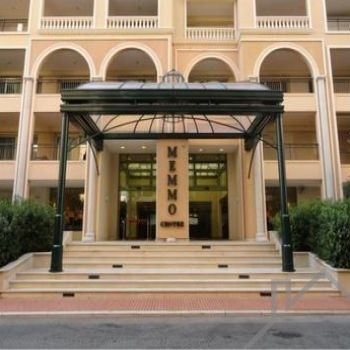 Luxury building in Fontvieille